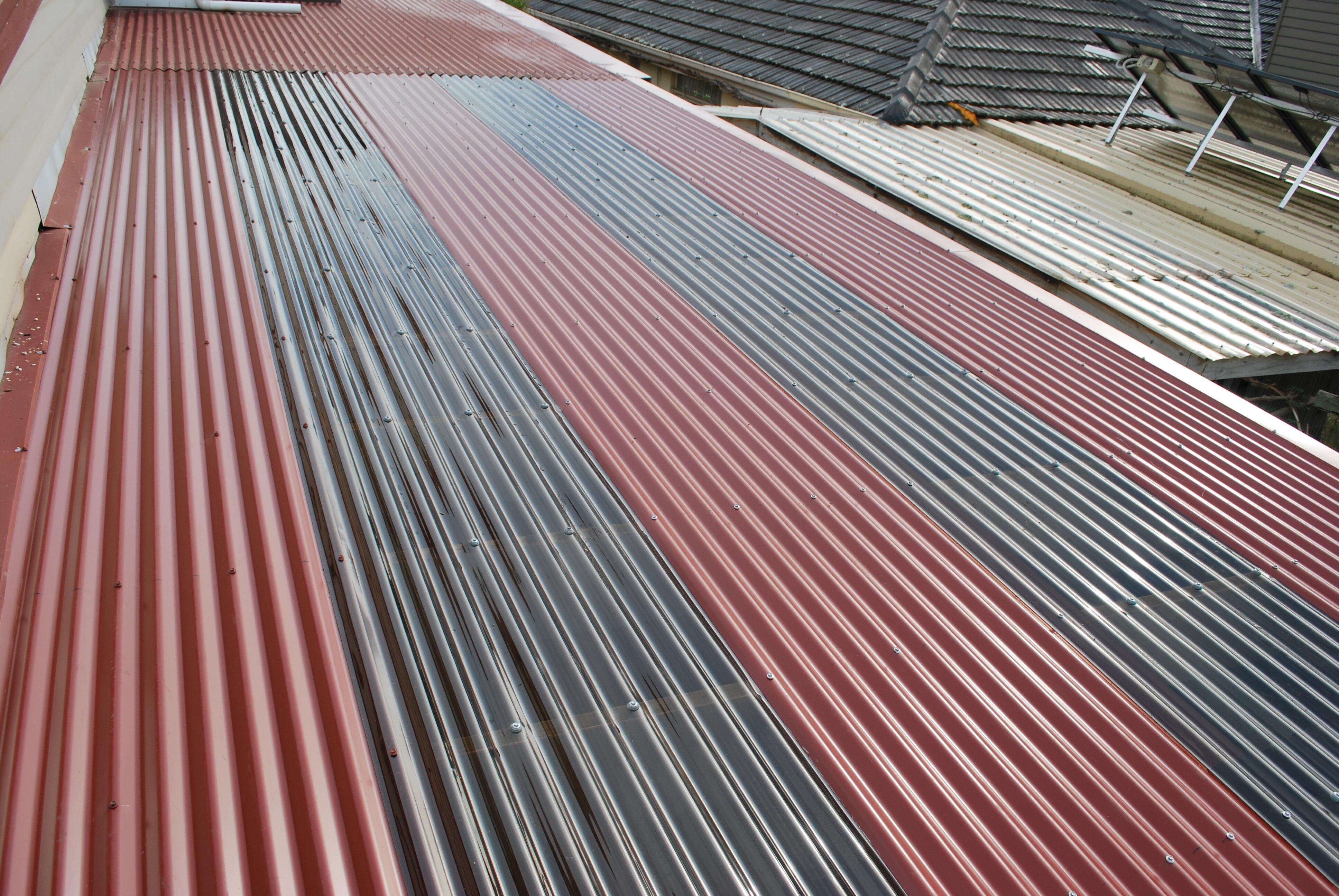 Veranda roof sheets replacement Hughsdale 3