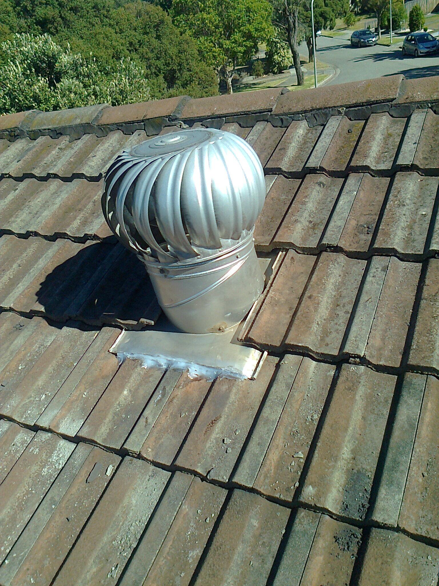 Endeavour Hills roof vendilation 2