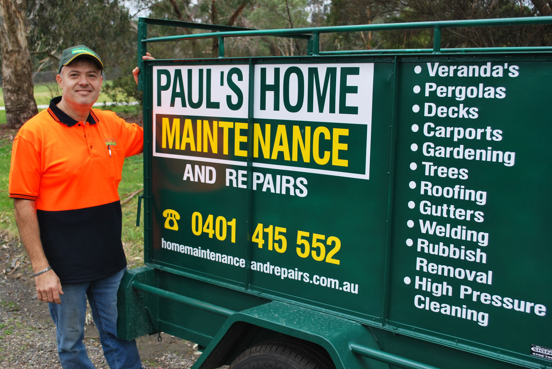 Paul's Home Maintenance and Repairs