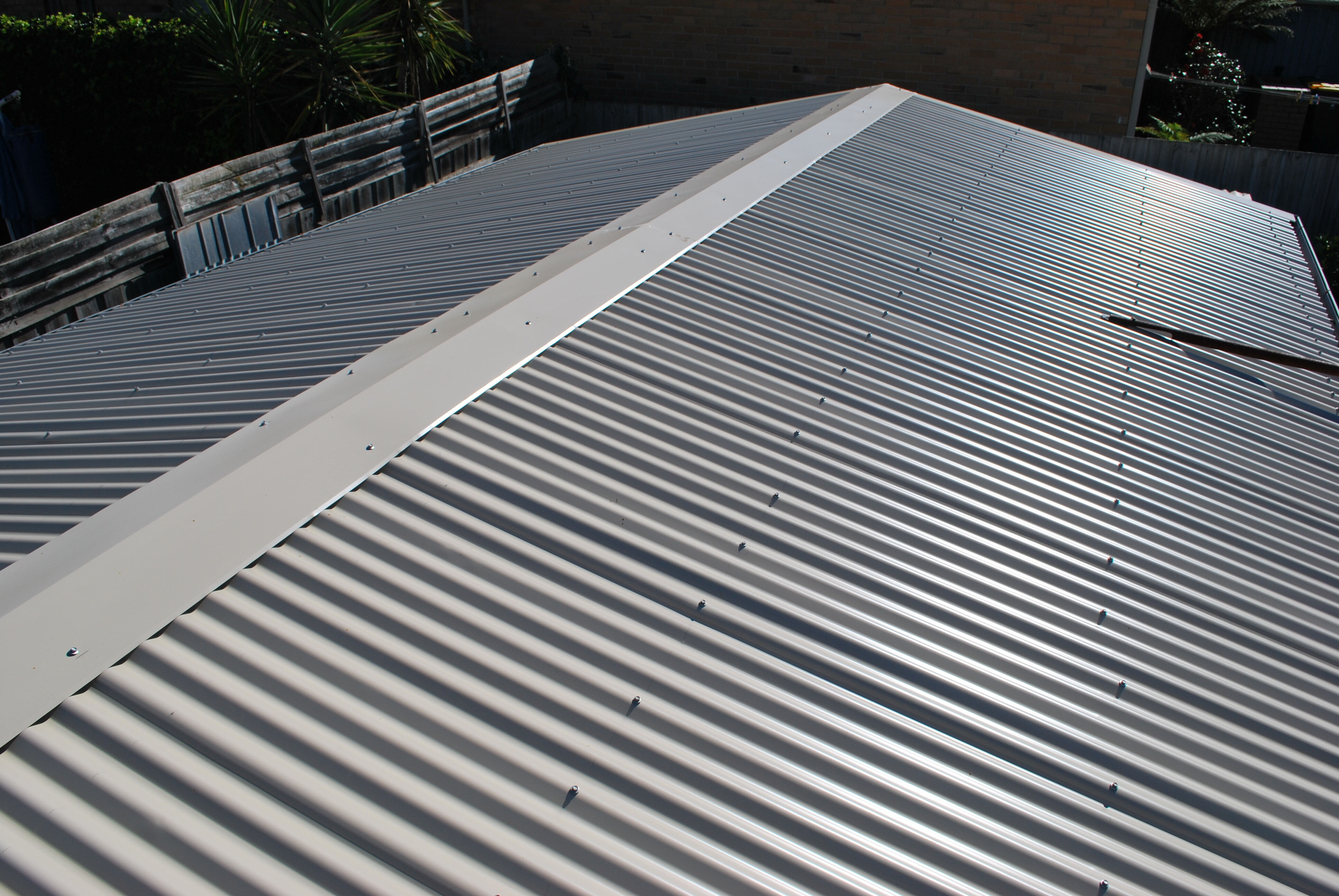 Garage roof replacement Chadstone 4